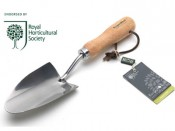 Burgon and Ball Stainless Hand Trowel