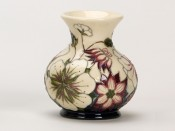 Moorcroft Pottery Bramble Revisited M1/3