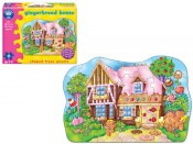 Orchard Toys 'Gingerbread House' Jigsaw