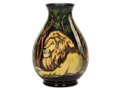 Moorcroft Pottery In The Savannah Shade 7/10