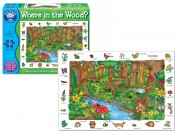 Orchard Toys 'Where in the Wood?' Jigsaw