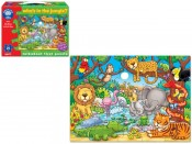 Orchard Toys'Who's in the Jungle' Jigsaw