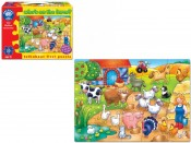 Orchard Toys 'Who's on the Farm?' Jigsaw