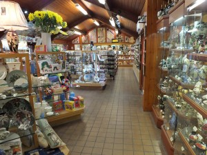 Gift Shop Shopping page
